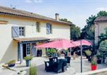 Hôtel Riguepeu - Chambre d'Hôtes Domaine Le Castagné-4