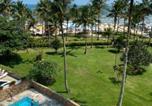Location vacances Bertioga - Apartamento 3 suítes pé na areia em Riviera de São Lourenço-1