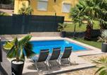 Location vacances  Terre-de-Haut (Petite Anse) - Apartment Route de Palmiste - 2-1