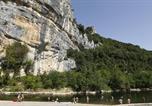 Camping  Naturiste Saint-Privat-de-Champclos - Domaine de La Genèse-1