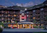 Hôtel 4 étoiles Courmayeur - Mercure Chamonix Centre-1