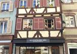 Hôtel Colmar - La Provence Studio-1