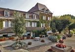 Hôtel Badefols-sur-Dordogne - Hostellerie du Passeur - Hôtel & Restaurant - Climatisation et Piscine chauffée-1