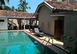 Hôtel Hikkaduwa - Hotel Suite Lanka-4