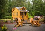 Location vacances Welches - Mount Hood Village Atticus Tiny House 8-1
