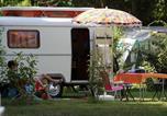 Camping avec Piscine Ille-et-Vilaine - Camping Domaine de la Ville Huchet-3