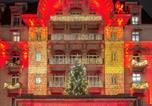 Hôtel 5 étoiles Essert-Romand - Lausanne Palace-2