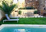 Location vacances  Gard - Xixe Provencal Stone House with Private Pool-4