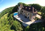 Hôtel Beaulieu-sur-Dordogne - La maison du rocher-2