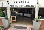 Hôtel Lusaka - Fringilla Lodge-4