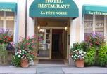 Hôtel Saint-Honoré-les-Bains - Logis De La Tete Noire-1