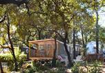 Camping avec Accès direct plage Hérault - Camping Sandaya Le Plein Air des Chênes-2