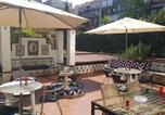 Hôtel Province de Barcelone - Fabrizzios Terrace Hostel-1