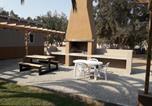 Hôtel Namibie - Namib River Camp #3-4