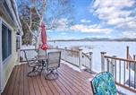 Location vacances Gilford - Spacious Home with Dock and Deck on Lake Winnisquam!-3