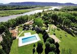 Camping Fontvieille - Homair - Camping Les Rives du Luberon-1