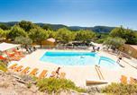 Camping avec Quartiers VIP / Premium Rhône-Alpes - Camping Le Vieux Vallon-1