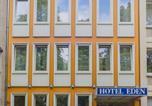 Hôtel Bonn - Hotel Eden - Am Hofgarten-1