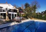Location vacances Cassà de la Selva - Villas Cosette - Villa Martina-2