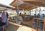 Location vacances Premià de Dalt - Five-Bedroom Holiday home Cabrils with Sea View 08-1