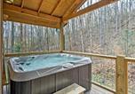 Location vacances Bryson City - Superb Bryson City Studio Cabin w/Hot Tub & Patio!-2