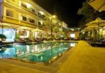 Hôtel Siem Reap - Lin Ratanak Angkor Hotel-2