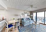 Location vacances Galveston - New Listing! Remodeled Beach-View Retreat W/ Pool Condo-1