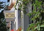 Hôtel Château de Stolzenfels  - Hotel Bock