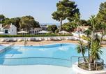 Hôtel Ferreries - Ilunion Menorca-4
