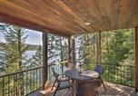 Location vacances Moscow - South Lake Coeur dalene Home with Dock and Kayaks-4