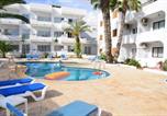 Location vacances Es Pujols - Apartamentos Costamar 1; Apartamento nº 12-2
