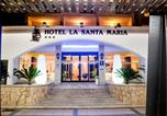 Hôtel Son Servera - Hotel La Santa Maria-1