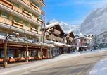 Hôtel Grindelwald - Hotel Central Wolter - Grindelwald