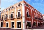 Hôtel Campeche - Mision Campeche-1