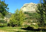 Camping Hautes-Alpes - Campings Les Noyers-1