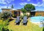 Location vacances Glindenberg - &quote;Elbparadies&quote; Ferienhaus am Niegripper See mit Pool-1