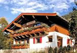 Location vacances Hollersbach im Pinzgau - Holiday Home Haus am Sonnenhang-1