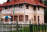 Location vacances Zamárdi - Dessewffy Guesthouse-4
