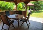 Location vacances Zamárdi - Zamardi Residence 150 meter to Beach with garden and terrasse-2