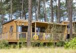 Camping avec Piscine couverte / chauffée Soustons - Camping Sandaya Soustons Village-4