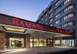 Hôtel Yangzhou - Ramada by Wyndham Yangzhou Slender West Lake-1