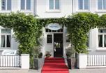Hôtel Grömitz - Hotel Seemöwe-1