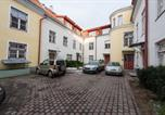 Location vacances  Estonie - Tallinn City Apartments - Ambassadors Residence-1