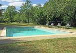 Location vacances Léran - Quaint Holiday Home in Chalabre with Swimming Pool-1