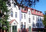 Hôtel Görlitz - Bildungs- und Begegnungsstätte Brüderhaus-1