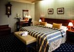 Hôtel Mariánské Lázně - Golf Hotel Morris-2