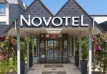 Hôtel 4 étoiles Noizay - Novotel Amboise-4