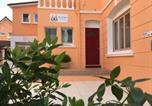 Hôtel Maresville - Apart Hotel Résidence Villa Antibes-2