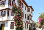 Hôtel Yivli Minaret - Sabah Pension-1