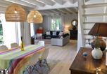 Location vacances Seignosse - Villa Pinkmary Pour 10 Personnes-2